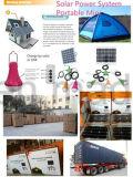 Mini batteria di litio chiara solare dei comitati solari del kit 3W 11V della nuova maniglia di stile