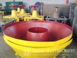 2016 سعر جيّدة الصين مبلّل حوض طبيعيّ مطحنة لأنّ نوع ذهب
