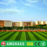 Billig 50mm/60mm Soccer Artificial Grass, PET Fibrilated Yarn Football Turf