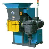Single Shaft Shredder voor Plastic Block Kleiner Maat