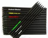 Crayon en bois noir promotionnel d'HB, Sky-017