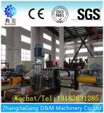 Plástico de PVC en polvo de la máquina de peletización