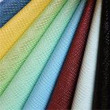 熱い販売柔らかいPUの物質的な人工的な装飾的な革