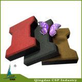 馬または私道のための良質のDogboneのゴム製ペーバー