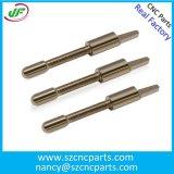 As peças do CNC, CNC da precisão girado parte as peças fazendo à máquina do CNC