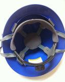 Blauer runder voller Rand-leichte Unvented Schutzkappen Ce397