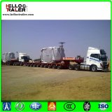 Direção hidráulica reboque modular hidráulico de 200 toneladas