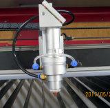 Cortadora de acero del metal de madera del laser del CNC de la Caliente-Venta