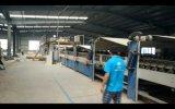 Ligne intelligente rigide de fabrication de papier cartonné ondulé de 5 plis