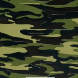 Kingtop 1m Overdracht die van het Water van het Ontwerp van de Camouflage van de Breedte Hydrografische Film wdf200-1 afdrukken