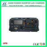 デジタル表示装置(QW-M1000UPS)が付いている全能力1000W UPS力インバーター