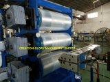 Línea plástica modificada para requisitos particulares de la protuberancia de la hoja del PVC del PE automático de los PP