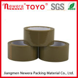 BOPP Brown Adhesive Tape Roll per Packing
