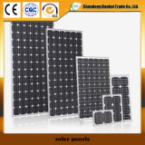 el panel de energía solar 165W con eficacia alta