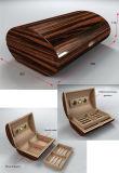 Humidor de madera de encargo caliente de lujo popular