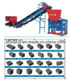 시멘트 벽돌 기계 /Cement 구획 기계 벽돌 만들기 기계 (JX)