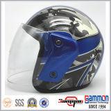 Capacete aberto clássico da motocicleta da face (OP212)