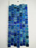 Mosaico de cristal de la antigüedad europea del estilo para la pared