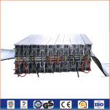Heiße verbindene vulkanisierenpresse 1800mm