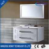 PVC шкафа ванной комнаты гостиницы высокого качества установленный стеной