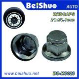 熱い販売のステンレス鋼の車輪ハブねじカバーまたはラグナットのナットカバー