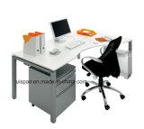 MFC van Uispair het Moderne Kantoormeubilair Van uitstekende kwaliteit van het Werkstation van het Bureau van het Personeel van de Raad