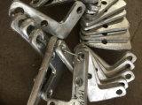 Peças da fabricação e da soldadura de metal do OEM do baixo custo para o uso da construção