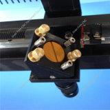 Laser de cristal del CNC del corte del grabado del papel de cuero que talla la máquina