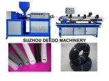 PEプラスチックワイヤー保護適用範囲が広い管の押出機か作成機械または放出機械