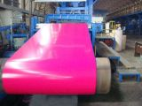 Dx52D Zinc Coated Color Prepainted Galvanized Steel Sheet em Coil