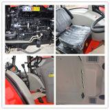 Tratores 150HP 4WD com certificação do ISO do CCC do Ce da cabine da C.A.