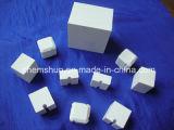 Bloc de verrouillage en céramique d'alumine pour la fabrication de canalisation