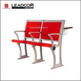 Silla de escritorio del estudiante de pasillo de conferencia de la universidad del amortiguador de Leadcom Ls-908yf