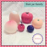 80g Apple Shape Jar, 30g Plastic Bottle, 10g Cosmetic Bottle, Fruit Shape Bottle, Luxury Skincare Packaging