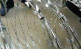 Manufatura sanfona galvanizada da fábrica do arame farpado da lâmina