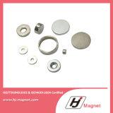 Kundenspezifische Größe super starker permanenter NdFeB Neodym-Leistungs-Ring-Magnet