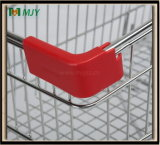 Chariot intensifié Mjy-150ah2 à achats d'achats de supermarché