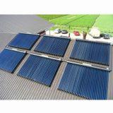 Fábrica térmica solar evacuada do coletor da câmara de ar