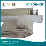 Bolso de filtro de membrana del filtro PTFE de Baghouse