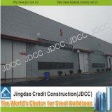 직류 전기를 통한 강철 구조물 공장 작업장