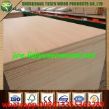 18mm Pappel-Kern 11 Schichten Möbel-Gebrauch Okoume Furnierholz-