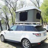 キャンプし、走行のための堅いシェル車の屋根の上のテント