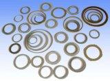 Peça metalúrgica feita à máquina do pó com certificação do ISO