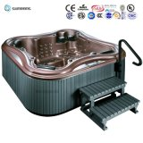 Madeira cozida Hot Mini Hot Tub Massage SPA