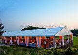 Bewegliches modernes vorfabriziertes grosses Messeen-Haus-Zelt