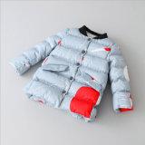 Jaqueta de algodão infantil para roupas de inverno