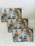 De plastic Rechte Verpakkende Zakken van de Ritssluiting voor Noten/Voedsel