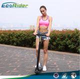 Adutls Transport 25km/H, der elektrisches Skateboard faltet