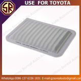 Filtro de ar 17801-21050 da peça de automóvel do elevado desempenho para Toyota