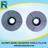 De Malende Schijven van de Diamant van Romatools voor de Concrete Groene Kleur van de Vloer
